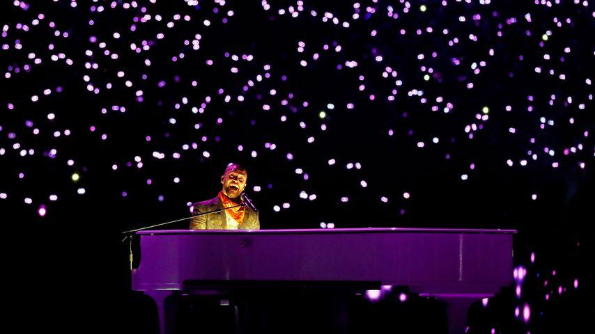 Justin Timberlake beim 52. Super Bowl