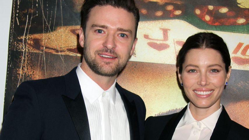 Es ist ein Junge: Das Timberlake-Baby ist da!