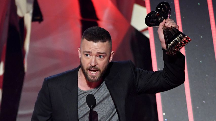 Bewegende Dankesrede: Justin Timberlake macht Teenagern Mut!