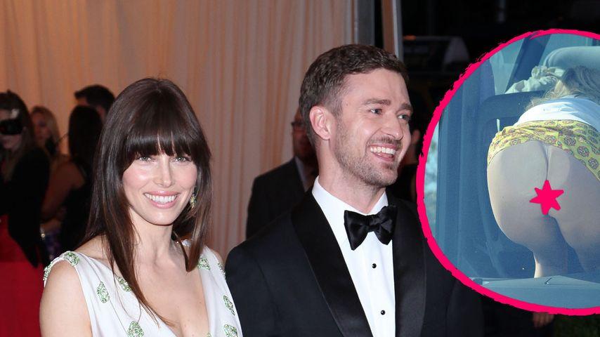 Timberlake-Hochzeit: Po-Angriff auf Paparazzi