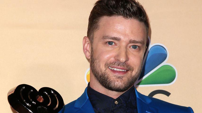 Justin Timberlake: Er hat nur noch Jessica Biel im Kopf