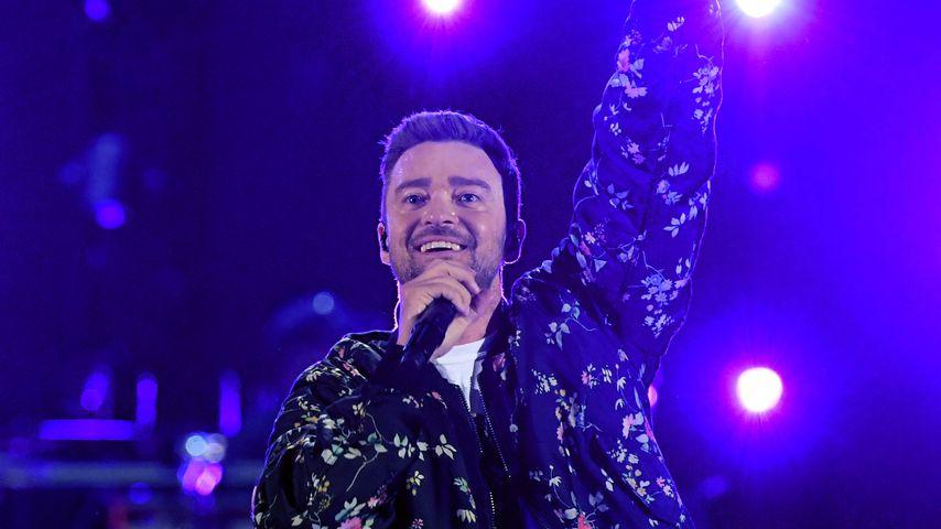 Justin Timberlake im September 2018 in Las Vegas