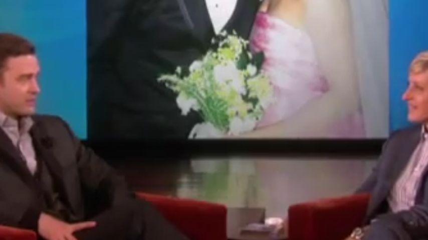 Justin Timberlake verrät Details seiner Ehe