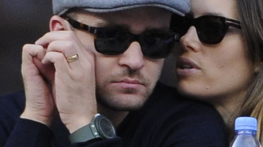 Baby-Zoff: Justin Timberlake will noch kein Kind!