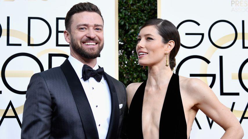 Justin Timberlake & Jessica Biel planen zweites Baby!