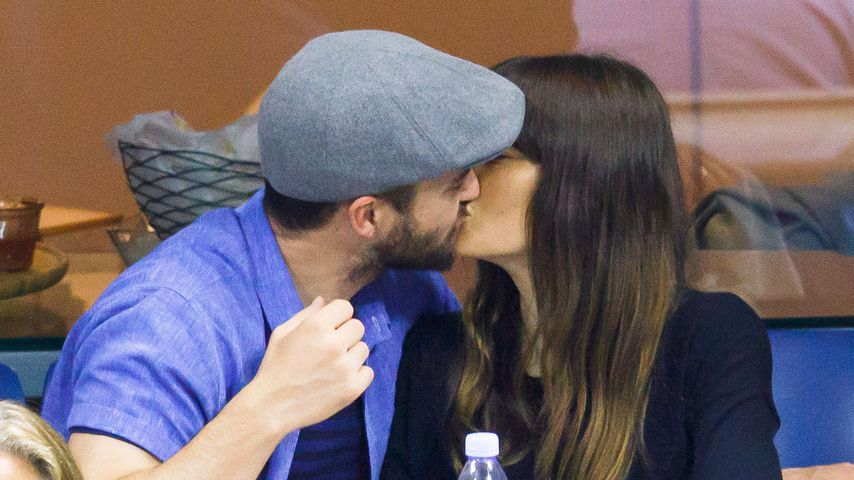 5 Jahre Ehe: Justin Timberlake & Jessica noch so in love