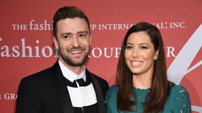 Nach Krise: Justin Timberlake und Jessica sind wieder Eltern