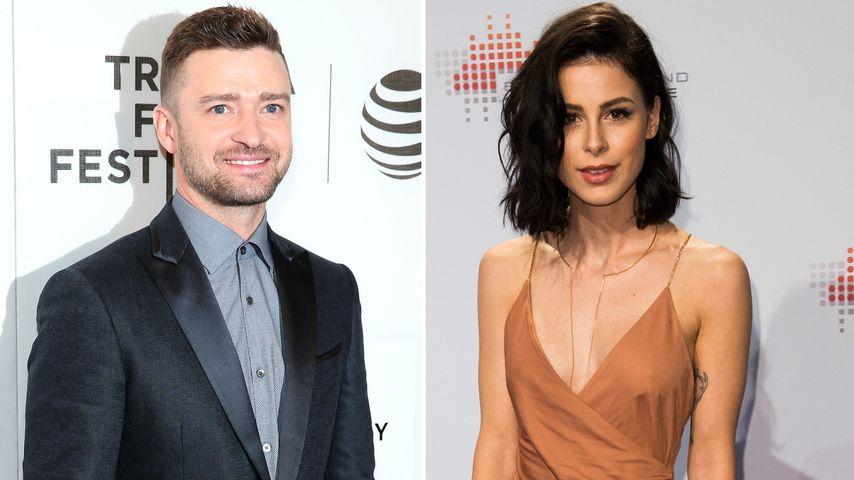 """""""Sie ist sehr süß"""": Justin Timberlake schwärmt von Lena"""