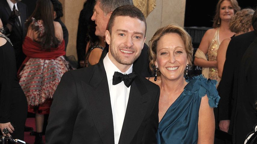 Baby-Vorfreude bei Justin Timberlakes Mutter