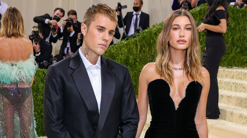 Ist Justin zu grob mit ihr? Jetzt bezieht Hailey Stellung