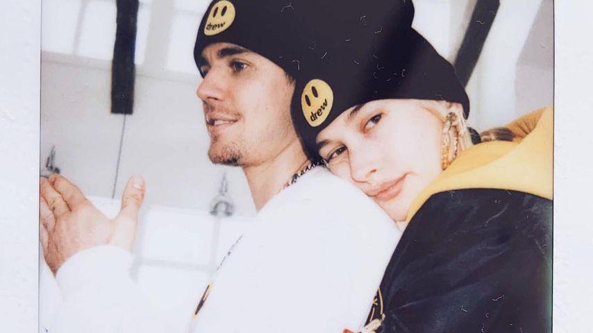 Paparazzo Justin Bieber filmt seit Tagen seine Gattin Hailey