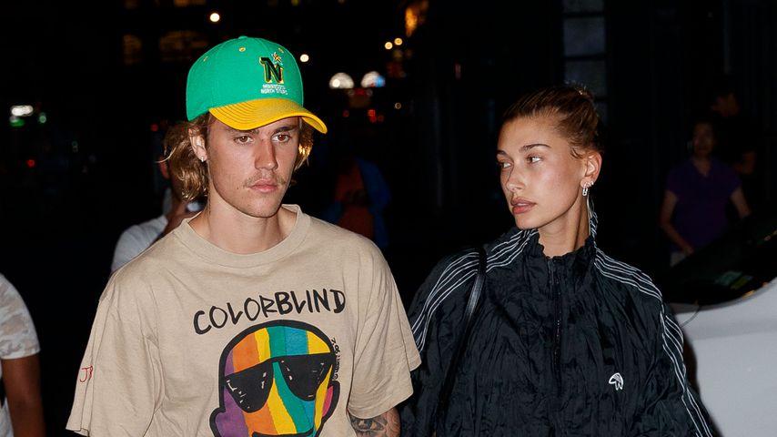 Justin Bieber sauer: Familie fragt zu viel über Hochzeit!