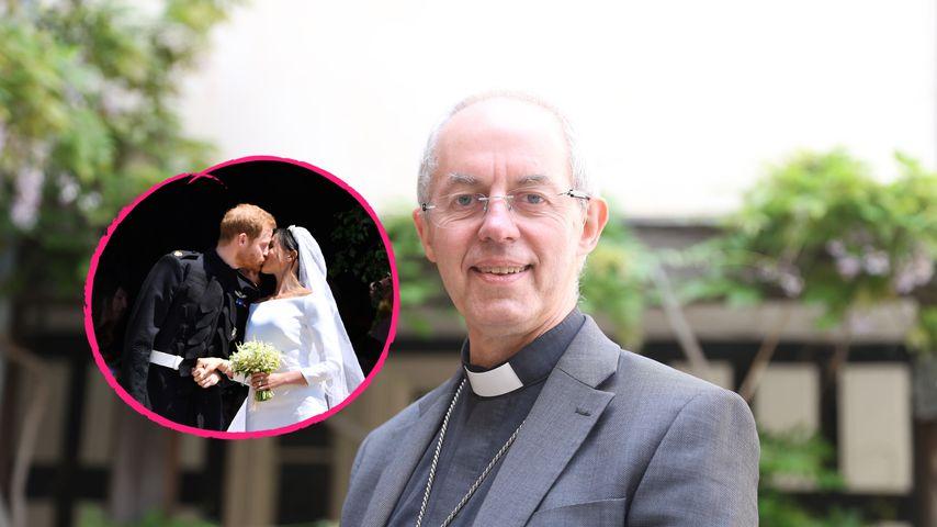 Erzbischof dementiert Heimlich-Hochzeit von Harry und Meghan