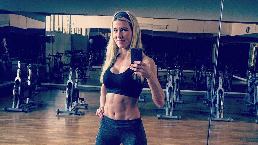 Justine Neubert, Fitnessmodel