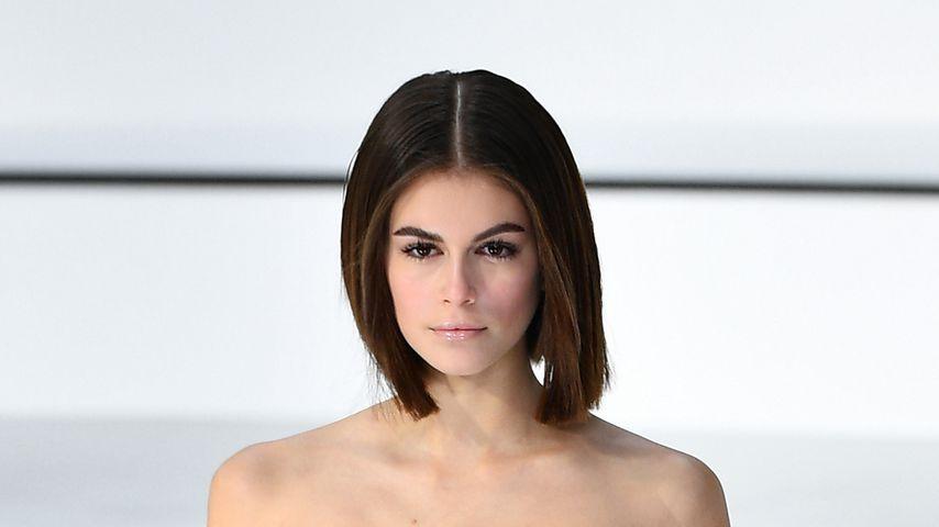 Kaia Gerber, Model