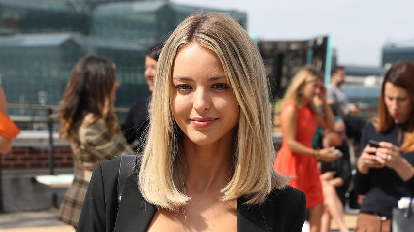 Kaitlynn Carter bei der New York Fashion Week 2019