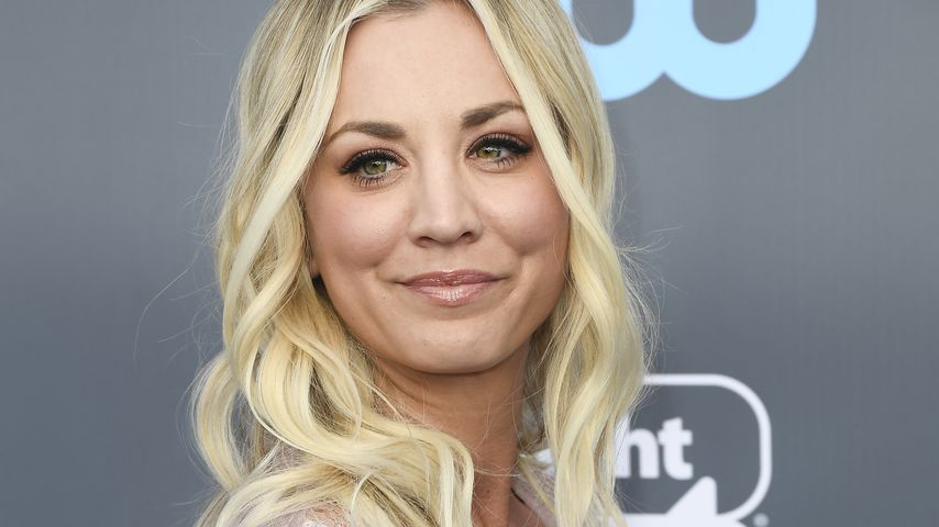 "Kaley Cuoco, ""The Big Bang Theory""-Star"