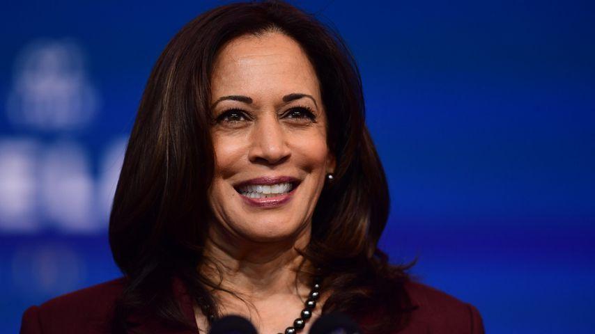 Kamala Harris, künftige US-Vizepräsidentin
