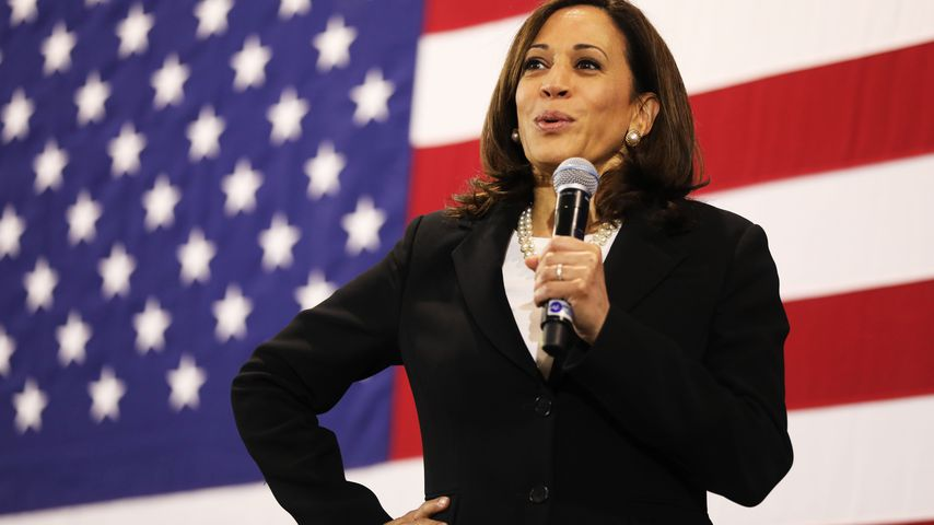 Als erste Vizepräsidentin: Kamala Harris bekommt Wachsfigur