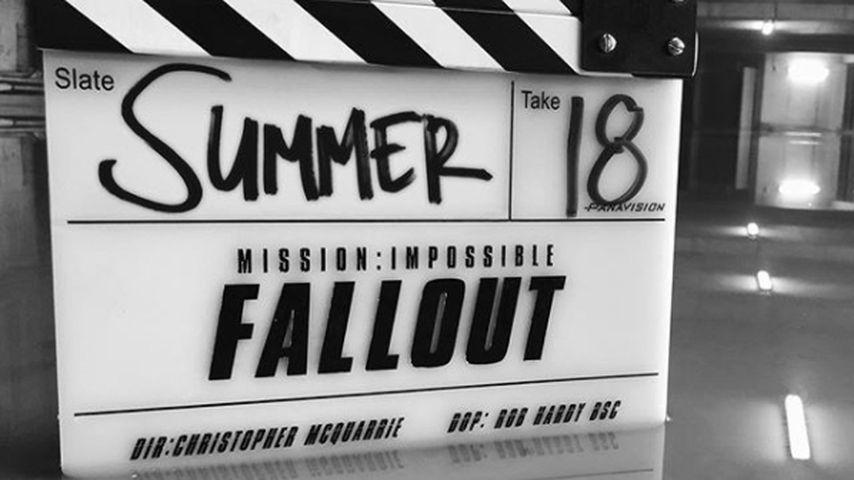 Tom Cruise' erster Instagram-Post