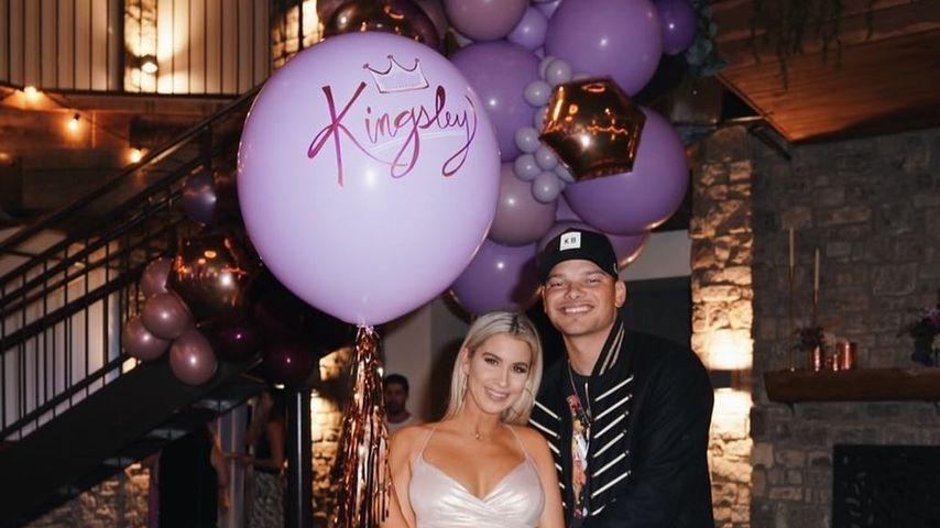 Vor Geburt: Kane Brown & schwangere Frau verraten Baby-Namen