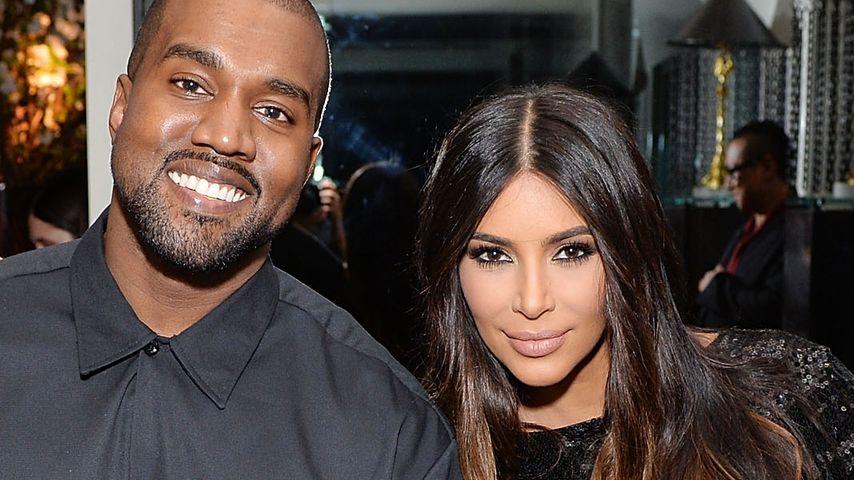 Nach 2 Jahren Ehe: Kanye & Kim beziehen 1. gemeinsames Haus