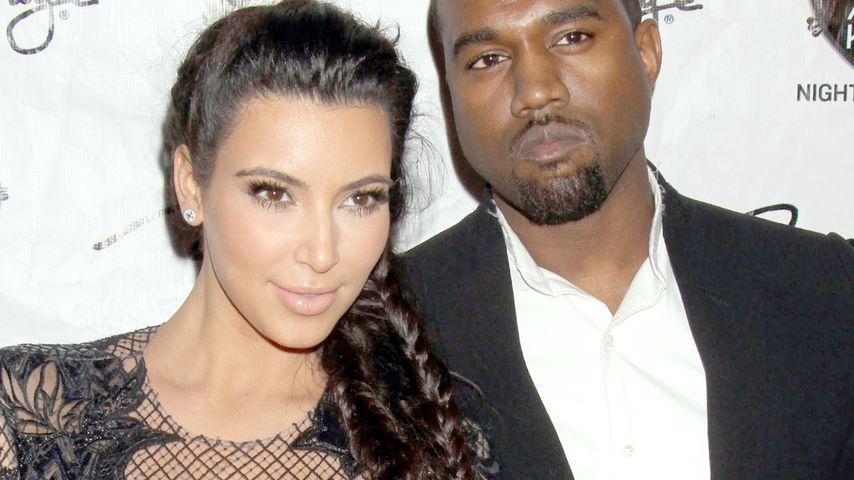Kim Kardashian: Der Baby-Name ist raus!