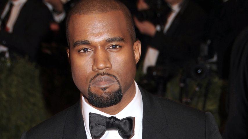 Angst um Rapper Kanye West: Leidet er an Paranoia?