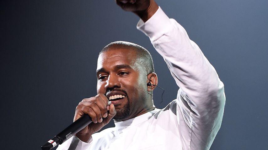 Kanye West im Madison Square Garden, 2016