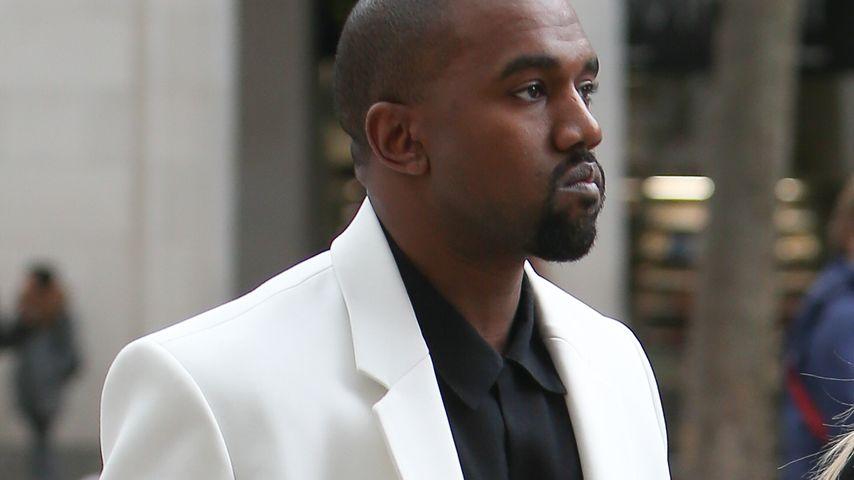Heulkrampf: Darum brach Kanye West in Tränen aus