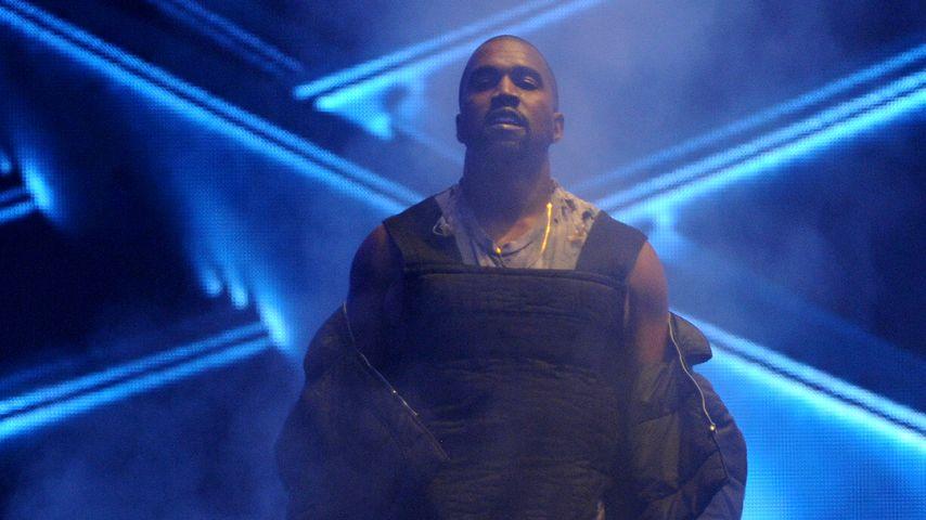 Zensur bei Auftritt: Kanye West ätzt gegen TV-Sender