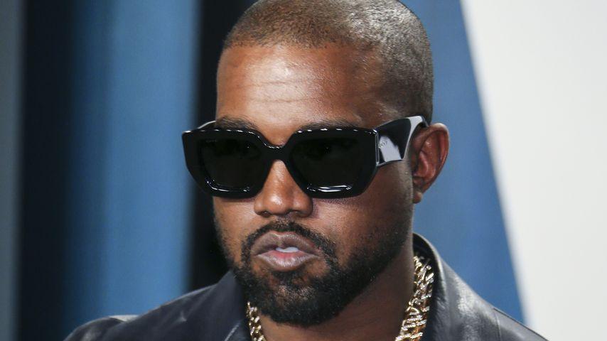 Kanye West im Februar 2020