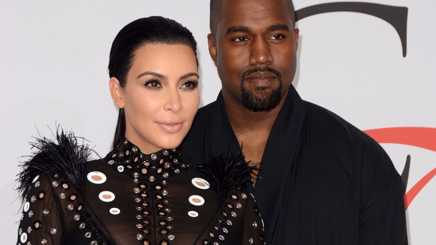 Reif für Hollywood? Kim & Kanye West planen Kinofilm