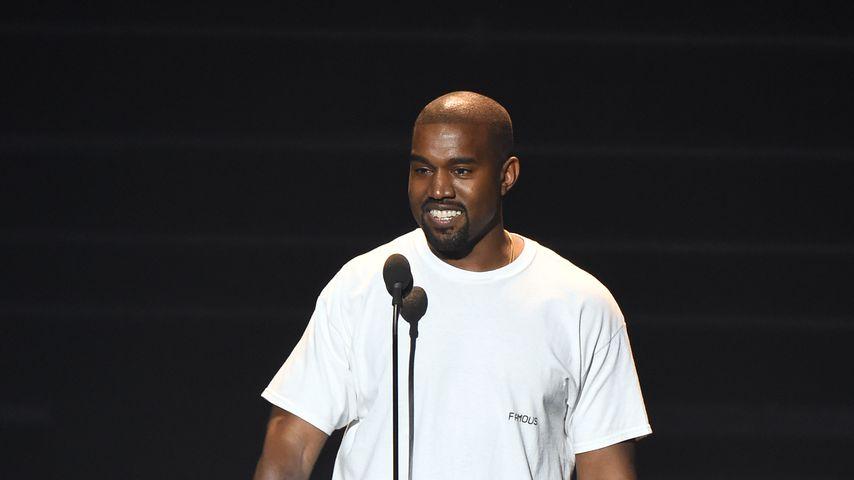 Kanye West bei den MTV Video Music Awards 2016