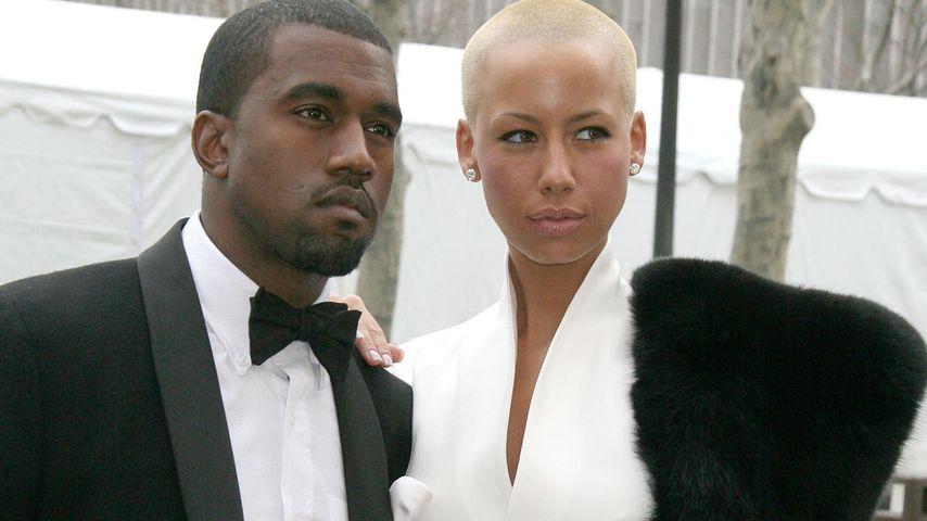 Amber Rose packt aus: Kanye West steht auf Finger im Po!