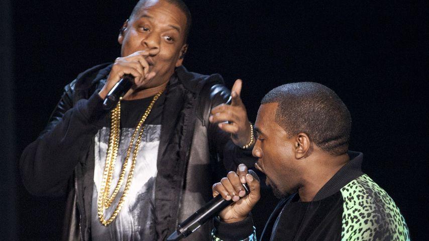 Jay-Z schmeißt dicke Bachelor-Sause für Kanye West
