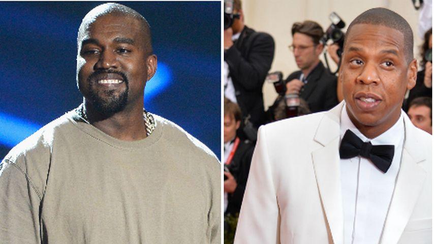 Mit neuem Song: Entschuldigt sich Kanye hier etwa bei Jay-Z?