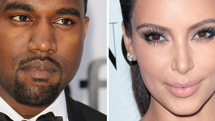 Kanye West & Kim Kardashian: Angeblich verlobt!
