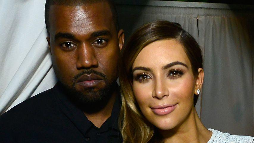 Kim Kardashian & Kanye West: 3. Kind wird ein Mädchen!