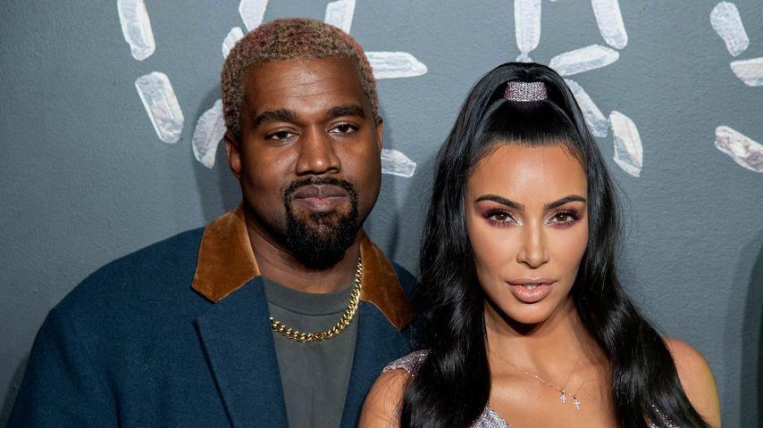 Kim & Kanye zum vierten Mal Eltern: Das weiß man übers Baby