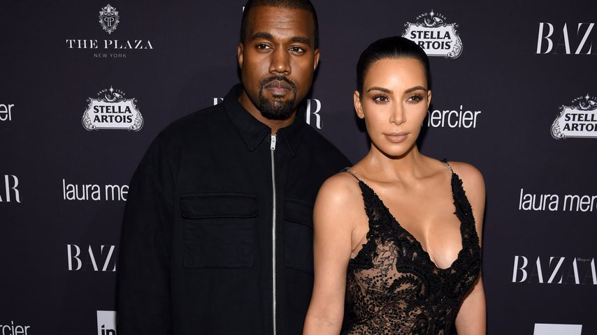Nach Kanyes Präsidenten-Post: Auch Kim K. im Netz gedisst!