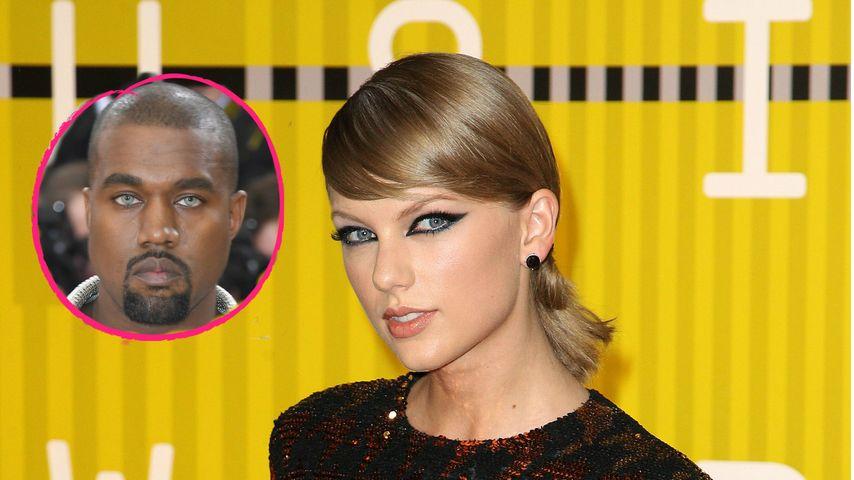 Paranoide Taylor: Kanye macht ihren größten Albtraum wahr!