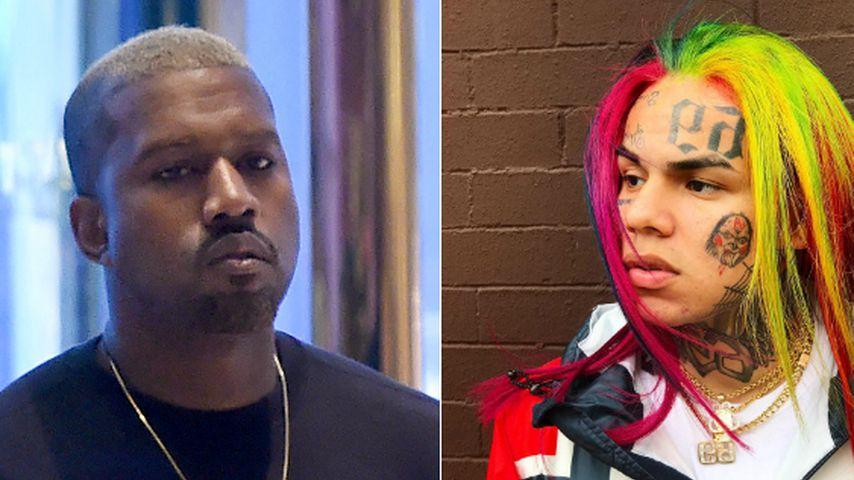 Kanye West und Tekashi69: Schießerei beim Musikvideo-Dreh