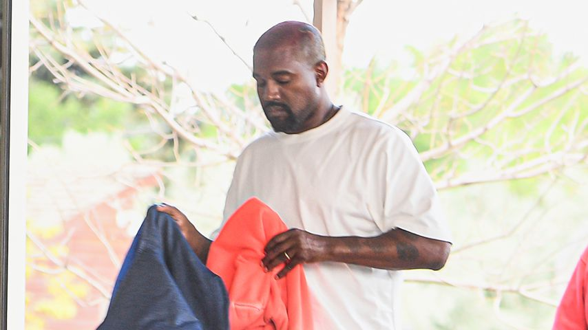 Kanye West in Wyoming im Juli 2020