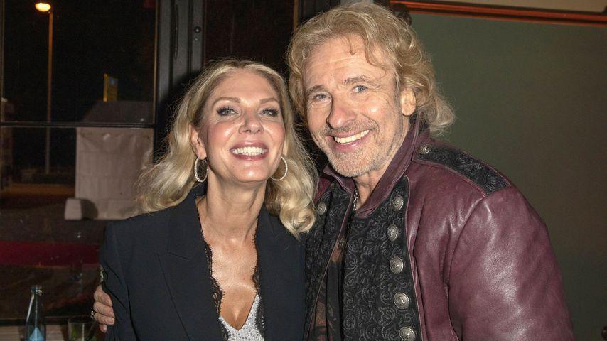 Karina Mroß und Thomas Gottschalk im Festspielhaus Baden-Baden