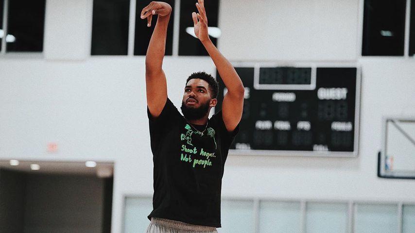 Karl-Anthony Towns, Basketballer