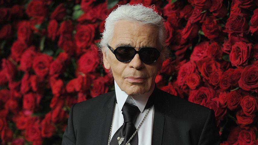 Karl Lagerfeld, Modezar