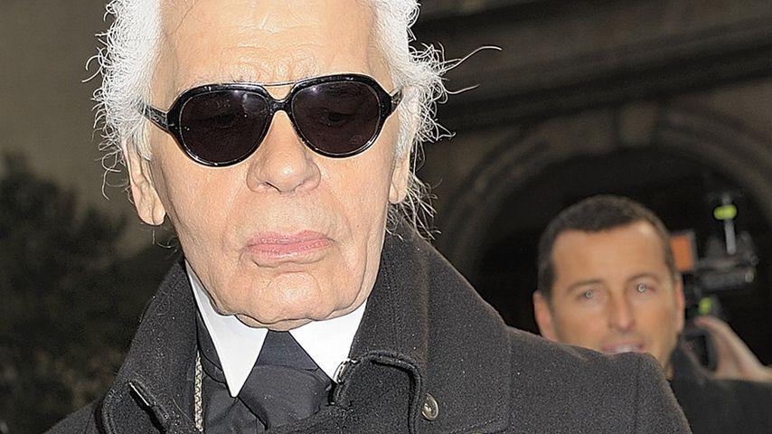 Karl Lagerfeld zickt gegen Mode-Journalistin