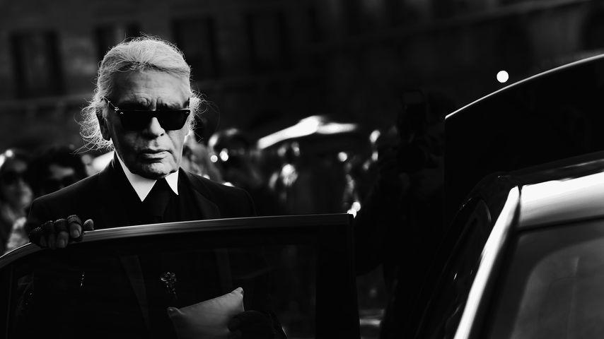 Modezar Karl Lagerfeld: Todestag jährt sich zum zweiten Mal