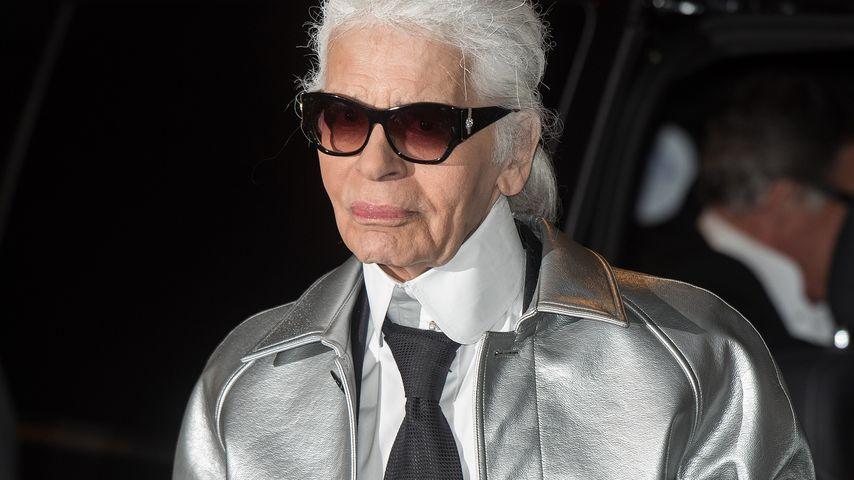 Kein Mitleid von Karl Lagerfeld! Hat Kim Schuld am Überfall?